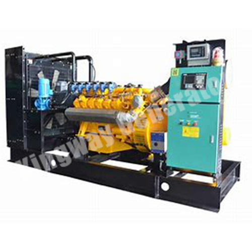 3 phase gas generator