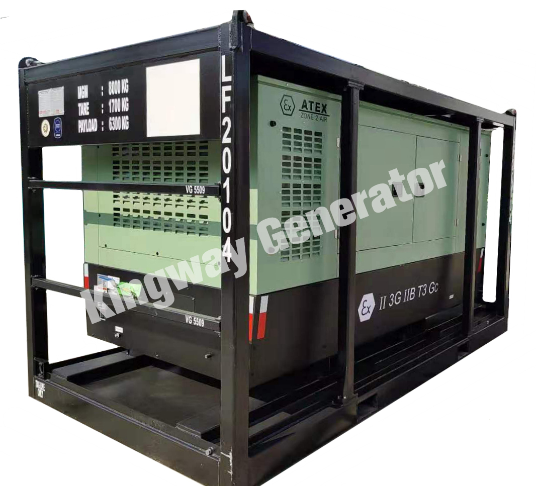 China ATEX Zone 2 Air Compressor