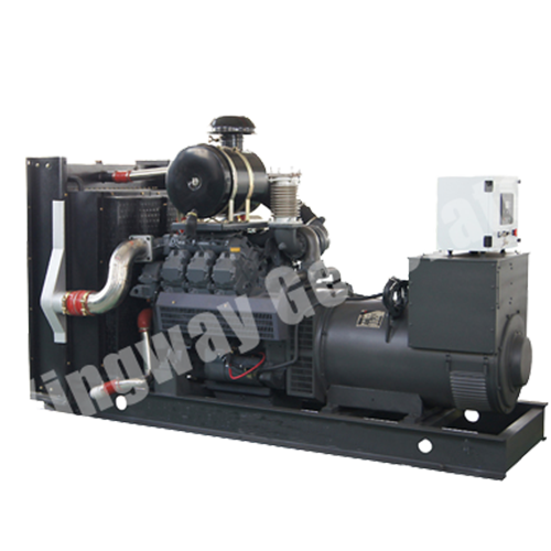 220 volt diesel generator with AC alternator